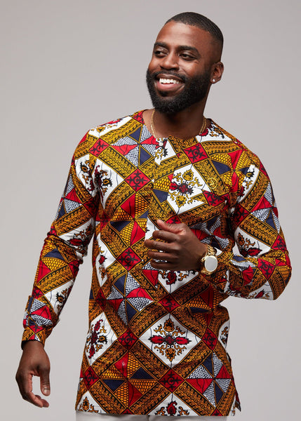 fe2a558811 African Clothing for Men - Modern African Clothing Online – D'IYANU