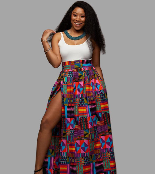 617532f44e6 African Clothing at D IYANU - African Dresses
