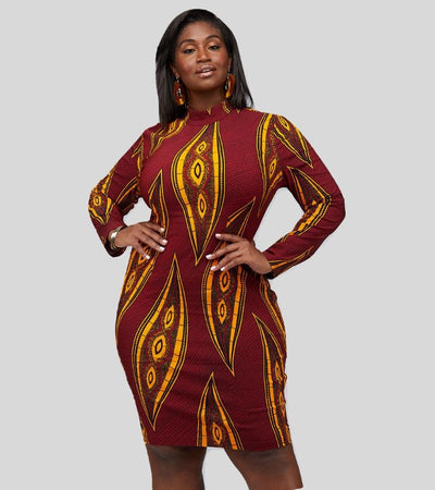 c6deb14eda13a African Clothing - Women's African Print Clothing – D'IYANU