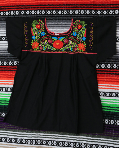 Embroidered Mexican Ladies Blouses- Large (16-18)