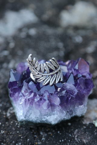 Turkish Fern Ring