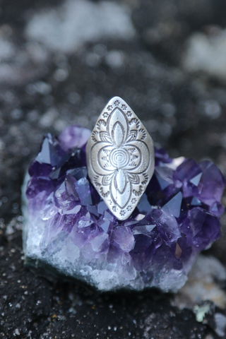 Turkish Boho Ring