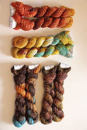 Artyarns Beaded Silk & Sequins Light (100-300, 1000-3000, 900 Series)