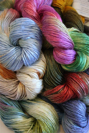 Artyarns - Regal Silk Yarn - 500 Painters &  Hudson Valley F Series