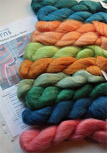 Artyarns Silk Mohair Blanket Kit