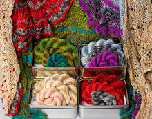 Load image into Gallery viewer, Artyarns Kit - Every Which Way Shawl