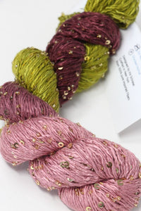 Artyarns Beaded Silk & Sequins Light (100, 200, 300 Series)