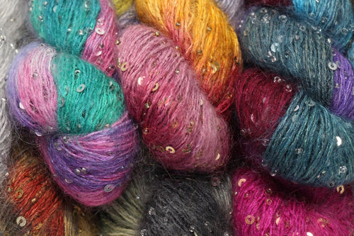 Artyarns - Beaded Silk Mohair with Sequins (500 Series)