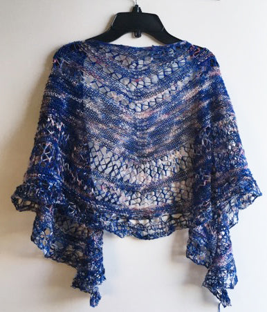 Artyarns - Kit - Inspiration Club - Evening Glow Shawl