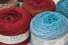 Load image into Gallery viewer, Freia Yarns - Fine Handpaints - Merino Silk Sport (MSSO)