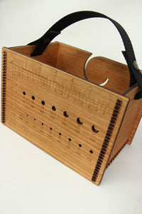 Hannahs Ideas in Wood - Yarn Tote Box