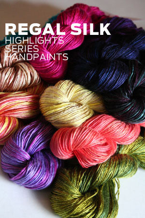 Artyarns - Regal Silk Yarn - H Series