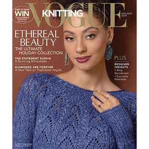Vogue Knitting -  HOLIDAY 2019