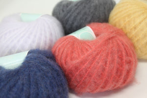 Jade Sapphire Cashmere - Mmm! Brushed Cashmere