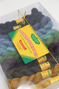 Jade Sapphire - Kits - Coloring Box - Carousel Cowl