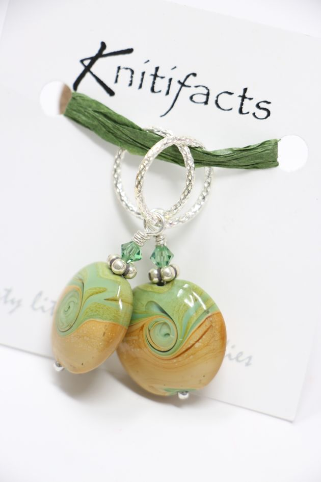 Knitifacts Stitch Markers - Jumbo (To US17 Needles)