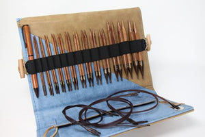 Knitters Pride - Ginger Deluxe Interchangeable Knitting Needle Set