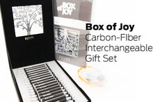 Load image into Gallery viewer, Knitters Pride Box Of Joy Karbonz Interchangeable Needle Set