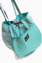 Load image into Gallery viewer, Della Q  - Rosemary Mini Tote in Silk & Limited Edition Cottons