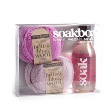 Load image into Gallery viewer, Soakbox - Erika Knight Knit Kit