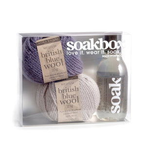 Soakbox - Erika Knight Knit Kit