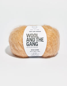 Wool And the Gang - Take Care Mohair