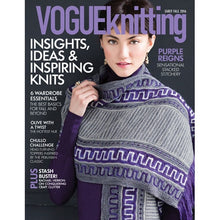 Load image into Gallery viewer, Vogue Knitting Early Fall 2016