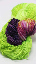 Load image into Gallery viewer, Yarn Snob - Fingering Weight Handpaint Merino Wool Yarn
