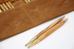 "ZEN Interchangeable Needle Set - Olivewood (5"" Tip)"