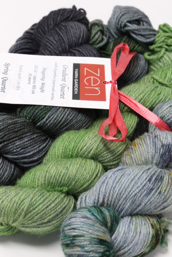Zen Yarn Garden - Gradient Kits - Quartets