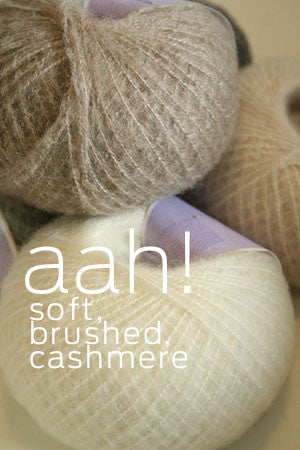 Jade Sapphire Cashmere - Aaah Brushed Cashmere