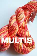Blue Sky Worsted Cotton - Multis