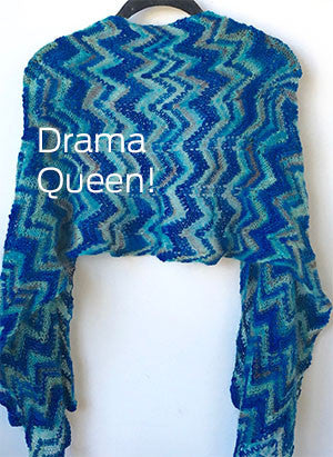 Artyarns Knitting Kit - Drama Queen!