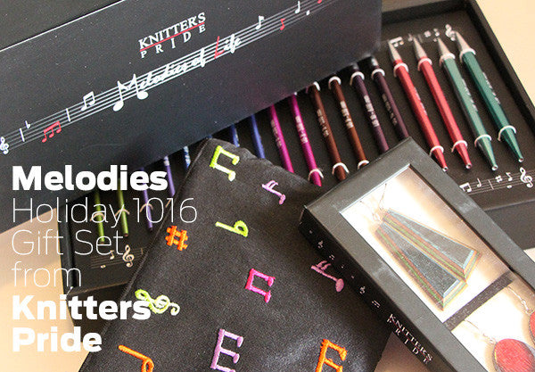 Knitters Pride MELODIES OF LIFE Interchangeable Gift Set