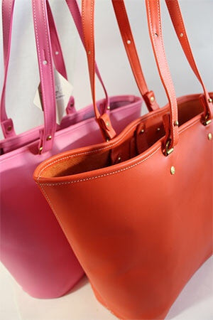 Offhand Bags - Venus Leather Tote