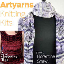 Load image into Gallery viewer, Artyarns Kits - Florentine