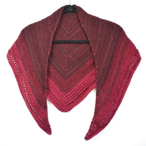 Artyarns Gradient Shawl Kit