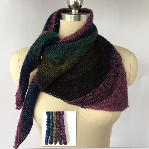 Artyarns - Cashmere Triangle Kit