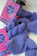 Jade Sapphire - Cashmere Scarf Kit for HER