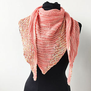 Artyarns - Lazy Days Shawl kit