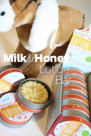Love & Leche - Milk & Honey Bar