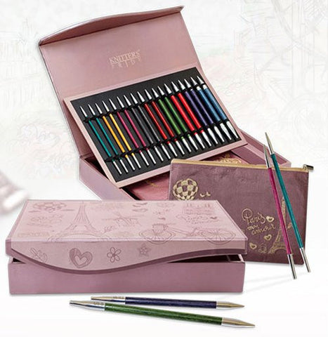 Knitters Pride Royal Paris Interchangeable Needle Set