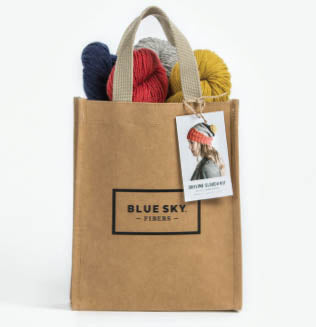 Grab & Go Kit - Skyline Slouch (Eco Cashmere)