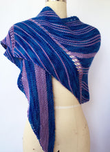 Load image into Gallery viewer, Artyarns Kit - Triangulation Shawl