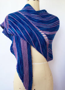 Artyarns Kit - Triangulation Shawl