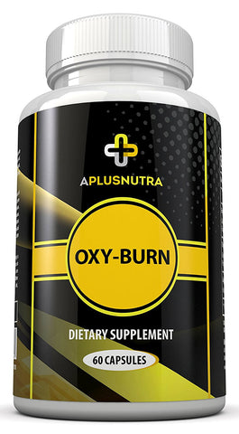 OXY BURN Thermogenic Weight Loss  - Natural Fat Burner by A Plus Nutra