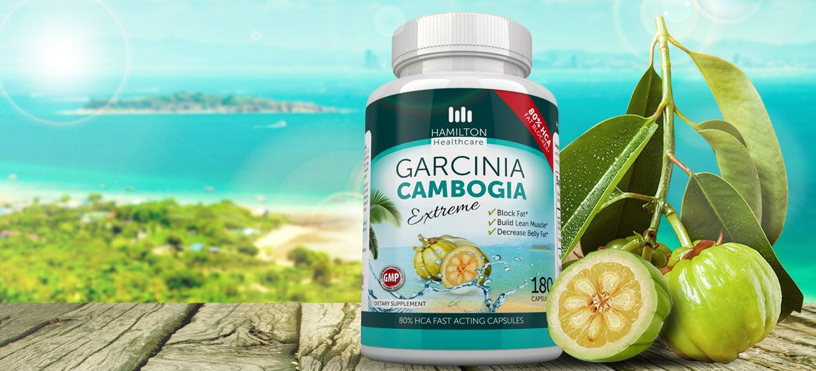 80% Garcinia Cambogia Extreme, Weight Loss Supplement