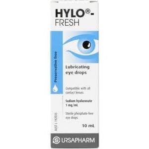 HyLo Fresh Lubricating Eye Drop