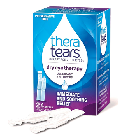 Thera Tears Therapy For Your Eyes