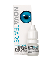 Nova Tears - For the relief of Evaporative Eye Disease
